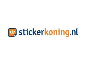 Stickerkoning