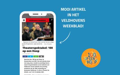 Theaterspektakel: 100 op een Hoop – Veldhovens Weekblad